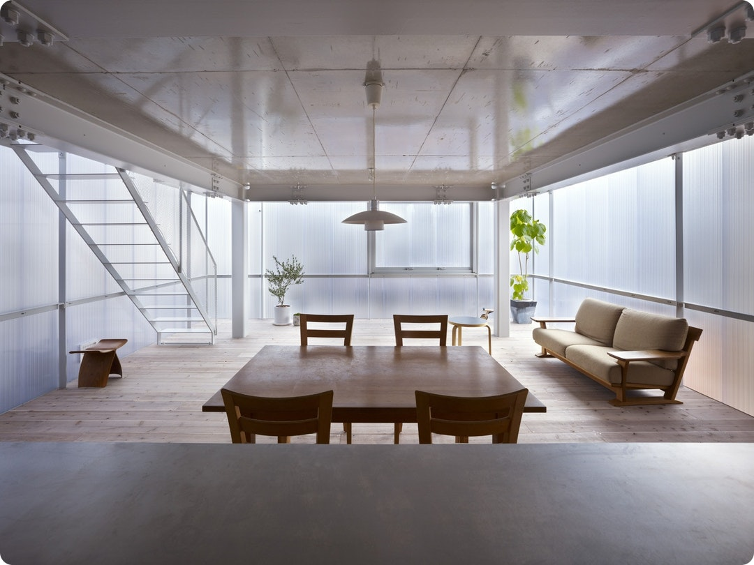 House in Tousuien by Suppose Design Office