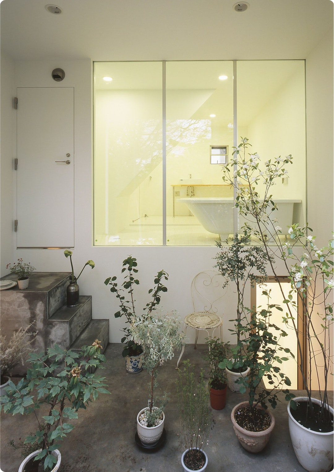 House with Gardens by Tetsuo Kondo Architects