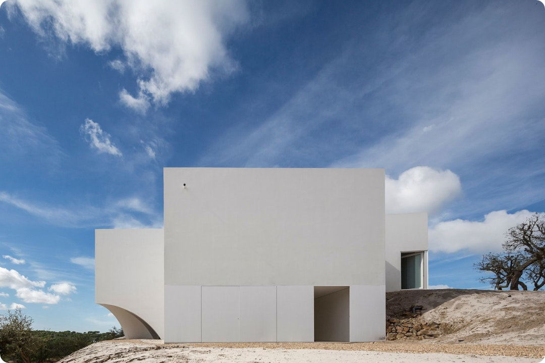 House in Fontinha by Aires Mateus + SIA arquitectura