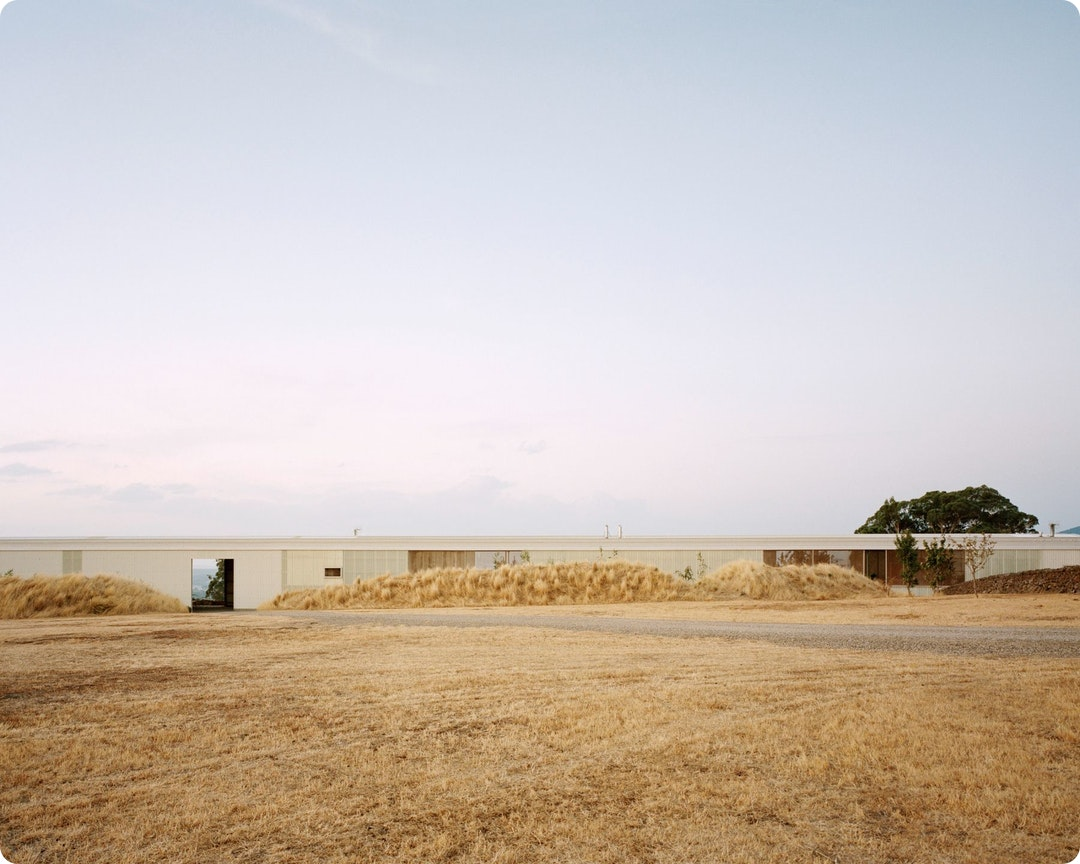 Daylesford Longhouse by Partners Hill