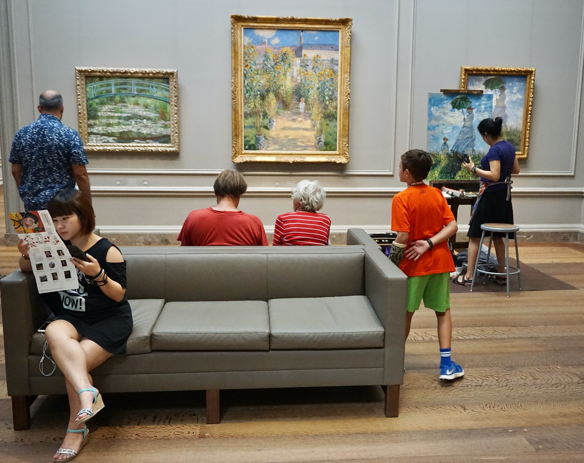 Ageism in Museums: Everywhere and Nowhere