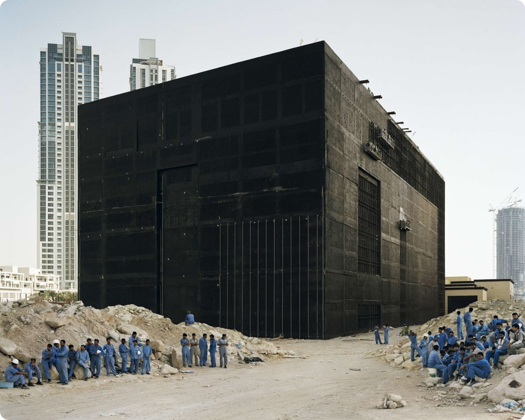 Selected works by Bas Princen