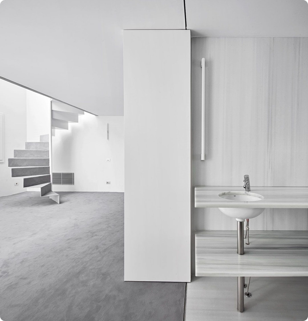 Omar Apartment by Arquitectura-G