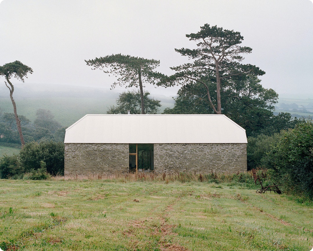 Redhill Barn by TYPE